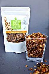 Hazelnut And Honey Granola