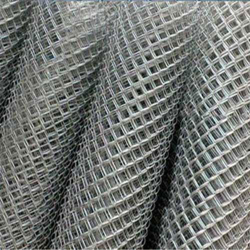 Tata Galvanized Iron Gi Chain Link Wire Mesh Fence Rs