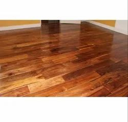 Commercial Building Wooden Flooring Services