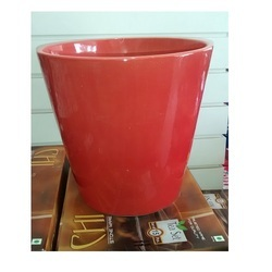 Ceramic Glass Shape Planter