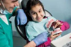 Pediatric Dental Treatment