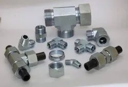 Carbon Steel Hydraulic Welded Fitting, Size: 3/4 inch