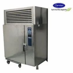Stainless Steel Carrier Blast Freezer, 220 V, -40 To 0 Deg C