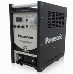 Panasonic Three Phase 400 AT3 Arc Welding Machine, YD-400AT3DJV