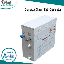 Domestic Steam Bath Generator