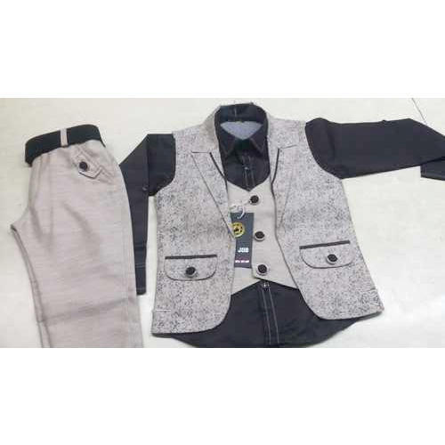 Boys Casual Wear Kids Casual Suit, Rs