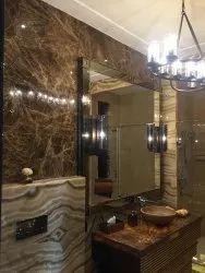 Multi Italian Marble Flooring Service