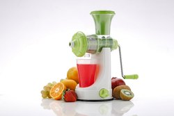 FRUIT JUICER (STEEL ZARI)