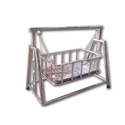 Stainless Steel Baby Jhula