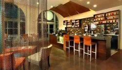 Cafeteria Interior Designing