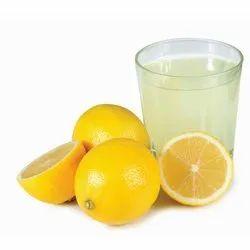 Pure Organic Lemon Juice