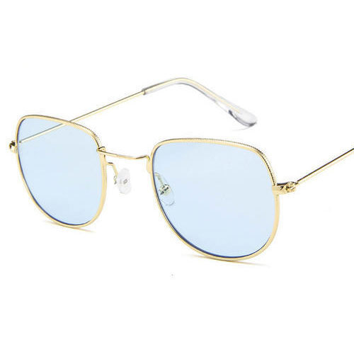 Ray Ban Male Mens Gold Frame Sunglasses, Rs 450 /piece, Aksha Trendz ...