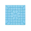 Lilly Floor Tiles Rubber Mould
