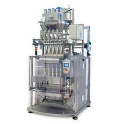 Multitrack Packing Machine