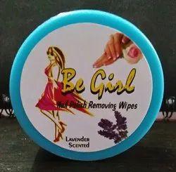 Be girl Nail Polish Remover Pads