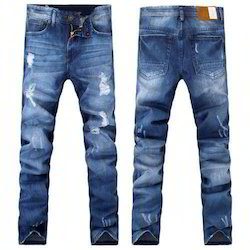 Regular Fit S Mens Denim Jeans, Yes