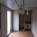 Mobile Office Cabins for Construction Sites