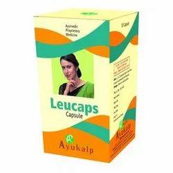 Leucaps Ayurvedic Capsule, 30 Capsules