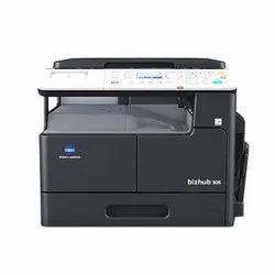 Bizhub 306 Konica Minolta Multifunction Printer