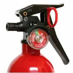 ABC Red Fire Extinguisher System, Capacity: 5 Kg