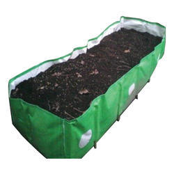 Agricultural HDPE Green VermiCompost Bed