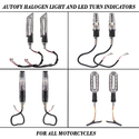 Autofy Indicator Lights For Bikes