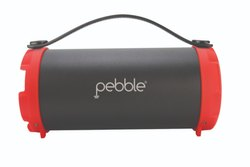 Pebble Storm Plus Bluetooth Speaker