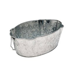 Metal Bucket with Good Color, For Home and garden use, Size: Small To Big