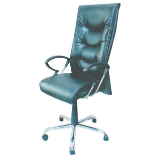 Modern Executive Leather Office Chair