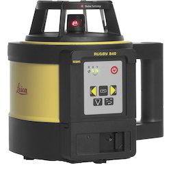 Leica Rugby 840 Rotary Laser