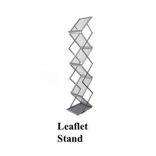 Leaflet Stand