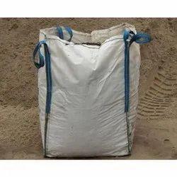 White FIBC PP Bag For Sand Packing, Storage Capacity: 500kg - 2000kg