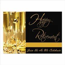 Retirement invitations retirement invites manufacturers suppliers retirement invitations card stopboris Image collections