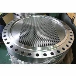 Round Stainless Steel Tube Plate for Construction
