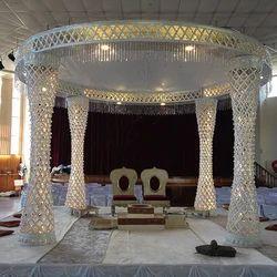 Mandap decoration in india wedding mandap junglespirit Gallery