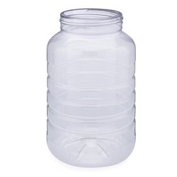 5Kg Food Storage Plastic Jar