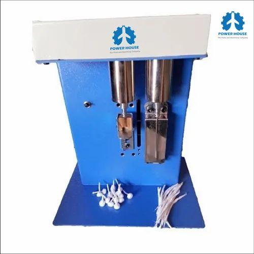 Cotton Wick Making Machine, Wick Making Machine, Cotton Wicks Machine, रुई बत्ती मशीन