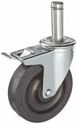 Swivel With Brake ESD Wheel
