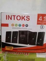 Intoks Multimedia Speaker System