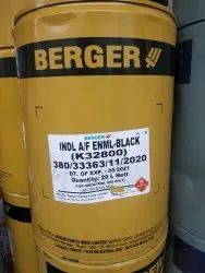 High Gloss Black Berger Paint For Home, Packaging Size: 20 Ltrs