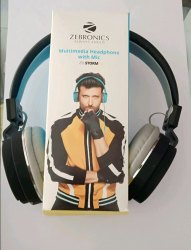 Multimedia Headphone With Mic