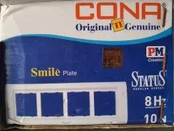 Cona Smile Plate