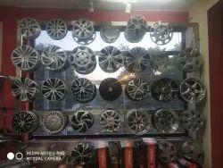 Car MAG Wheel