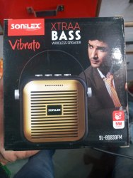 Sonilex Wireless Speaker