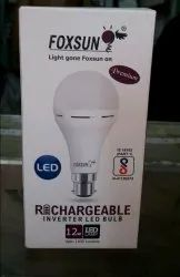 Rechargeable Inverter Bulb
