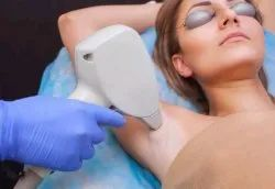 10am T0 8pm Unisex Hair Removal Treatment Service, For Diode Laser