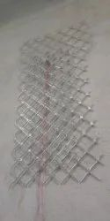 Aluminium Window Grill