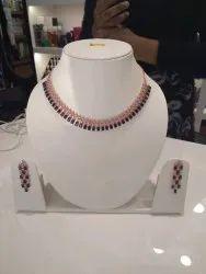 A D Jewellery Set