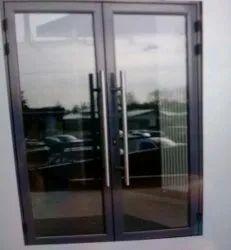 Aluminum Frame Glass Doors