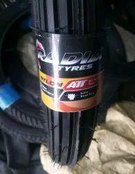 Radial Bike Tyre